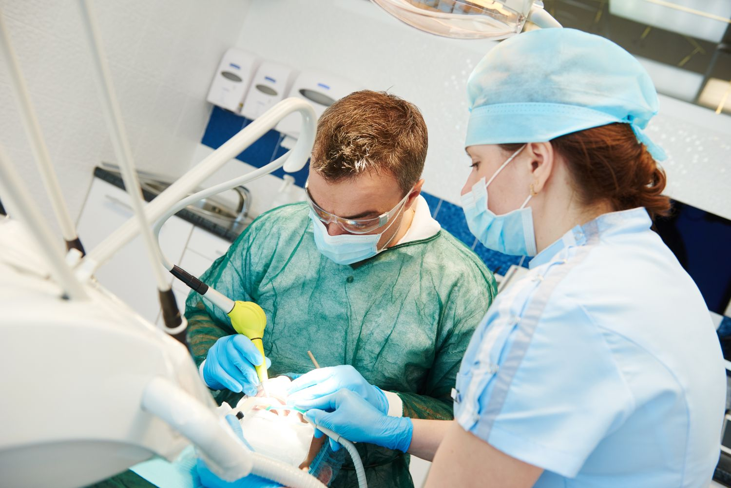 Emergency Oral Surgery near Baltimore, MD